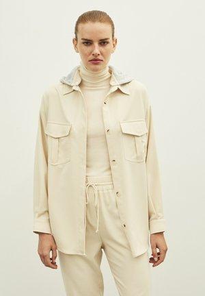 Summer jacket - oil