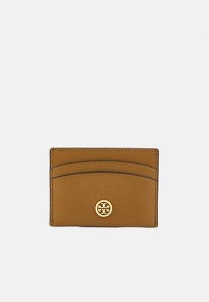 ROBINSON CARD CASE - Funda para tarjeta de visita - bistrot brown