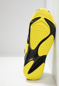 Nike Sportswear - ZOOM  - Sneakers - black/white/dynamic yellow - 5