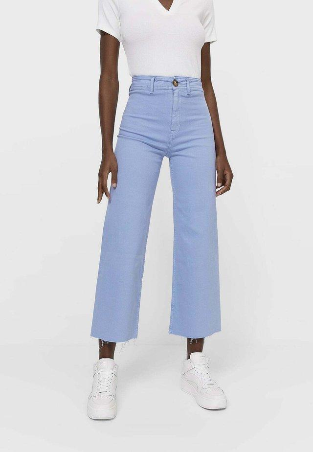 Jeans a zampa - blue