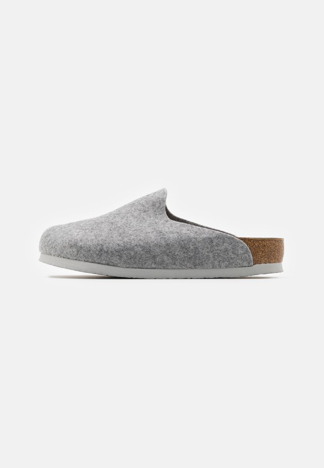 AMSTERDAM VEGAN UNISEX - Hausschuh - light gray