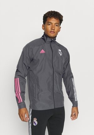 REAL MADRID  - Club wear - grey