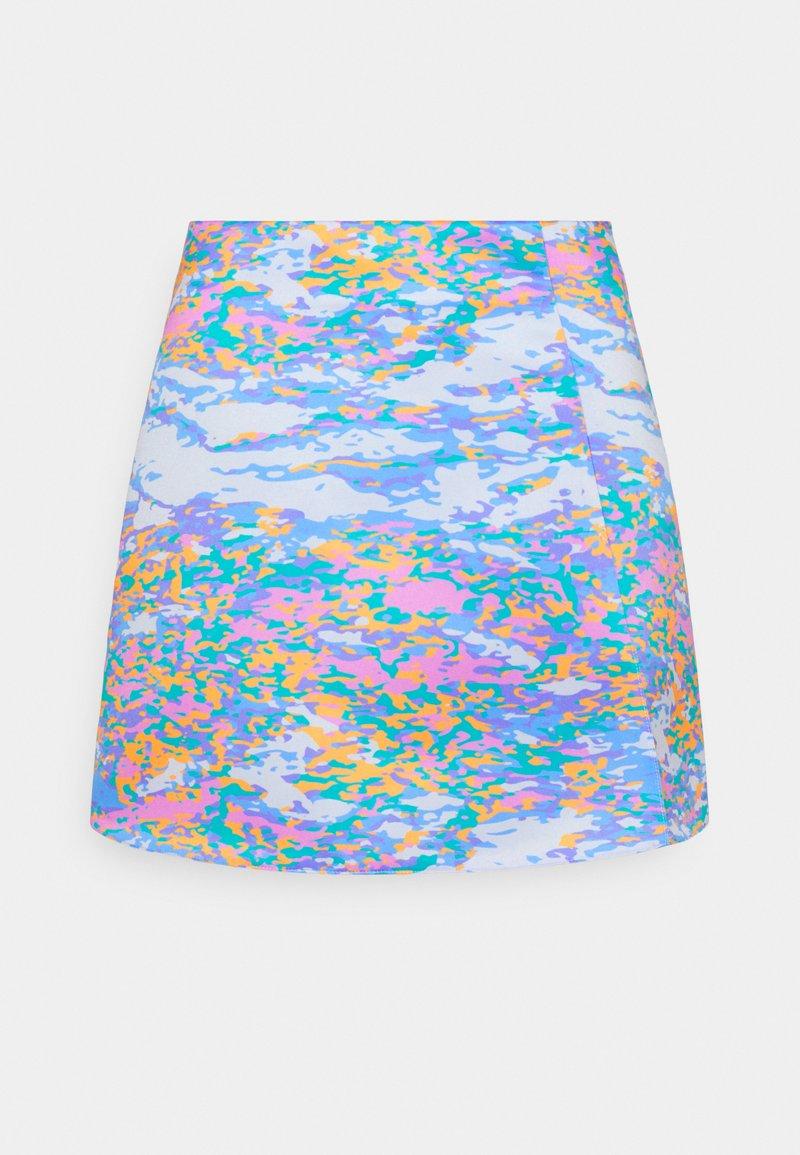 Local Heroes - PARADISE SKIRT - Mini skirt - pink