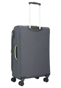Hardware - REVOLUTION - Wheeled suitcase - dark grey