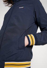 Jack & Jones - JORFLINT JACKET - Summer jacket - navy blazer - 6