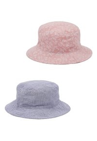 Next - 2 PACK DITSY FISHERMAN'S HATS - Hat - pink - 0