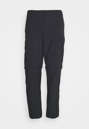 PARAMOUNT ACTIVE CONVERTIBLE PANT - Pantaloni - asphalt grey