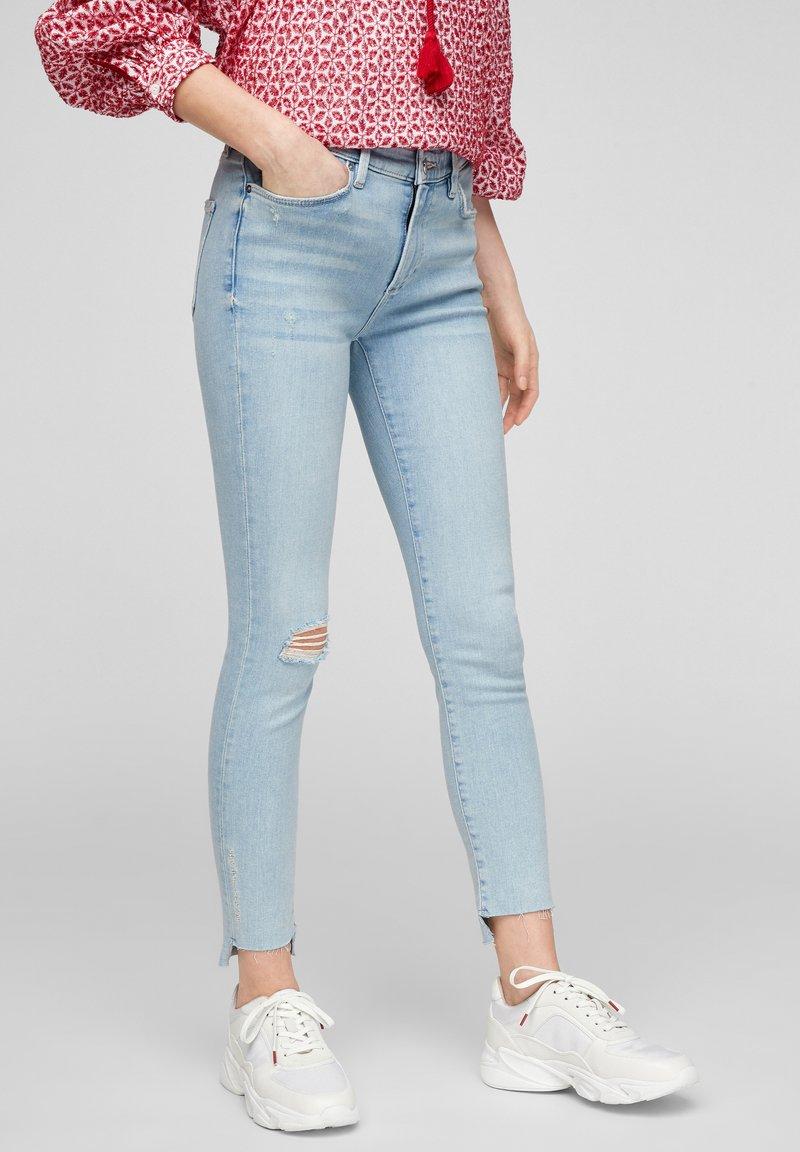 s.Oliver - Jeans Skinny Fit - light blue
