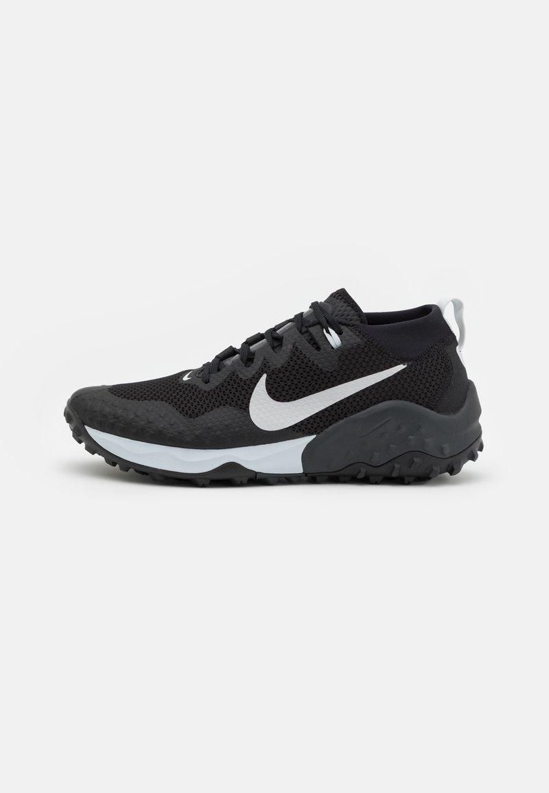 Nike Performance - WILDHORSE 7 - Trail hardloopschoenen - black/pure platinum/anthracite