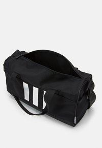 adidas Performance - ESSENTIALS 3 STRIPES SPORTS DUFFEL BAG UNISEX - Sports bag - black/black/white - 2