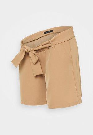 NATALLY - Shorts - beige
