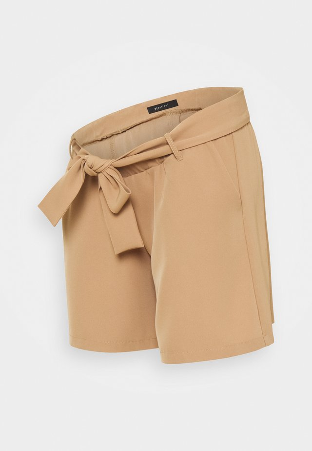 NATALLY - Shorts - beige