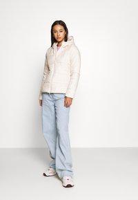 adidas Originals - SLIM JACKET - Light jacket - linen - 1
