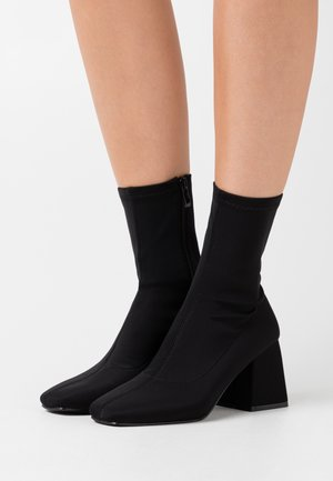 ASHLEY - Bottines - black