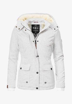 KEIKOO - Winter jacket - white