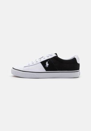 SAYER - Sneakers laag - black/white