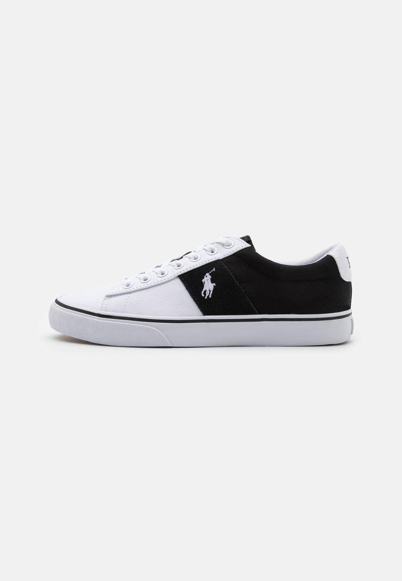 Polo Ralph Lauren - SAYER - Tenisky - black/white