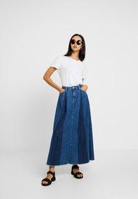 Pepe Jeans - MAXIME - Pleated skirt - denim - 1
