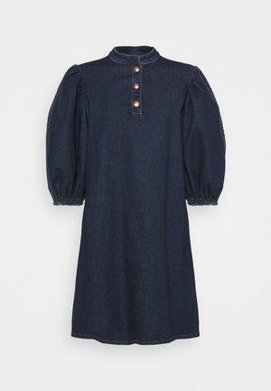 Robe en jean - denim blue
