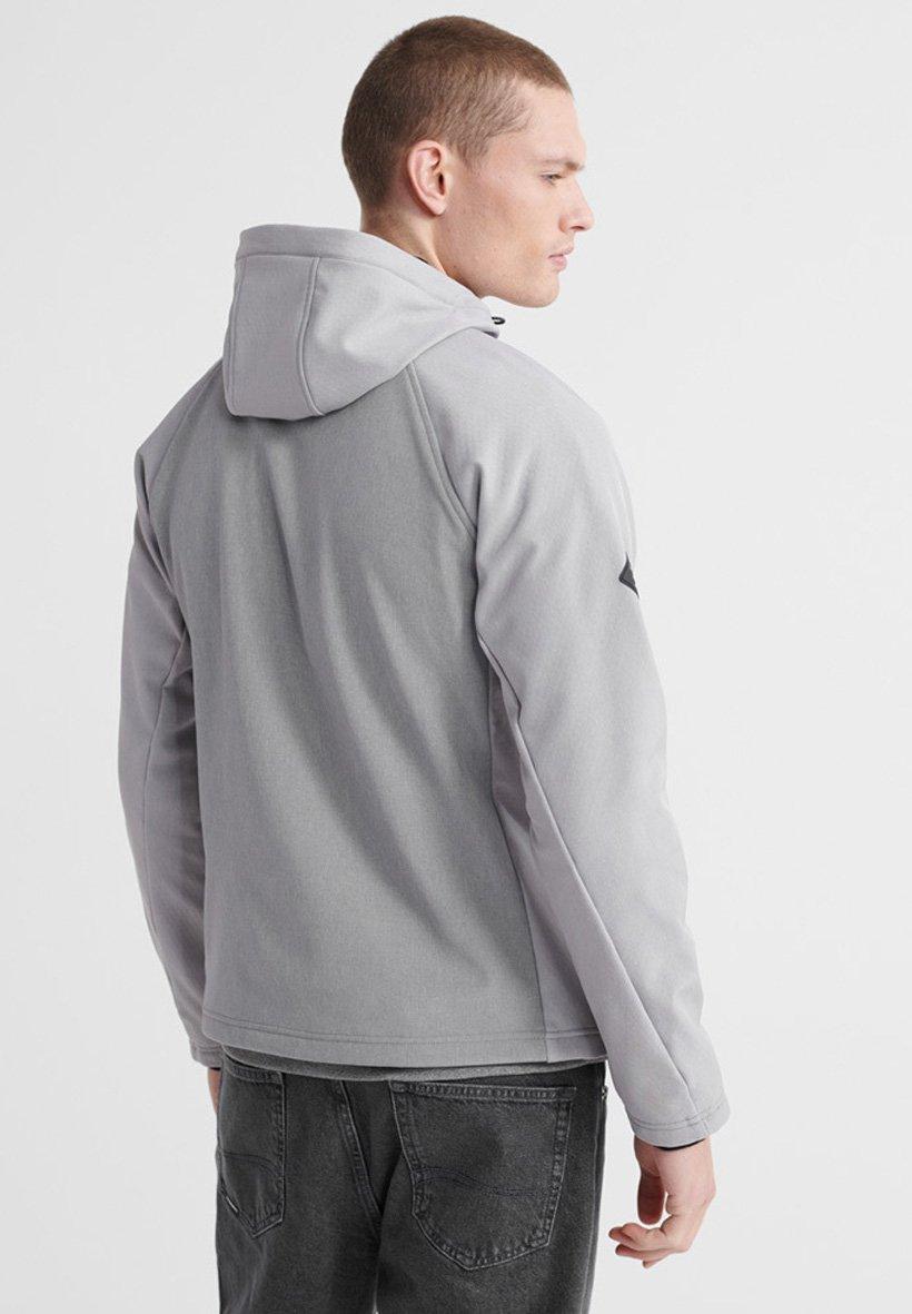 Superdry Veste légère - light grey marl