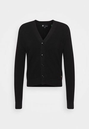 CORE CARDI  - Strikjakke /Cardigans - dark black