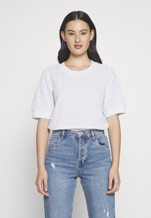 NUAVARIE BLOUSE - Blouse - bright white