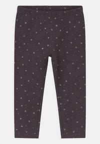 OVS - 2 PACK - Legging - granite gray/true red - 2