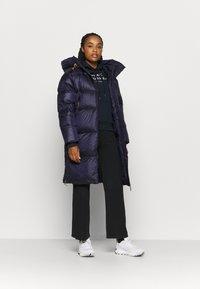 Icepeak - ANDALE - Down coat - dark blue - 1