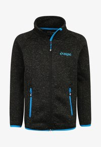 ZIGZAG - Fleece jacket - black - 0