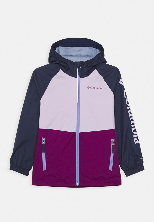 DALBY SPRINGS JACKET - Outdoor jacket - plum/pale lilac/nocturnal