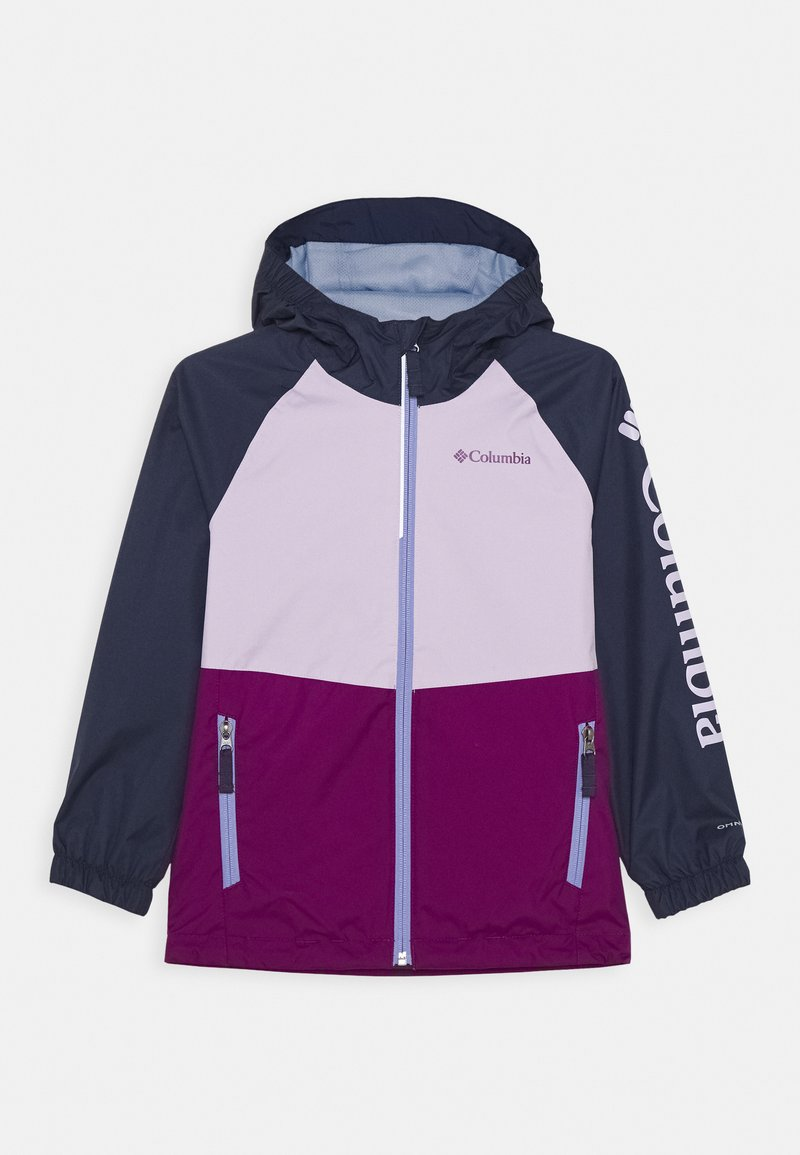 Columbia - DALBY SPRINGS JACKET - Giacca outdoor - plum/pale lilac/nocturnal