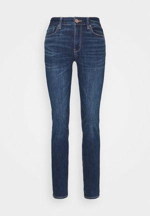 HI RISE - Skinny džíny - deeply cobalt