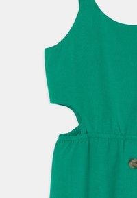 Lemon Beret - TEEN GIRLS - Day dress - deep green - 2