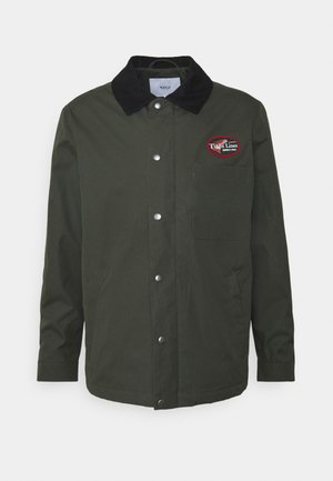 MINNOW JACKET - Kurtka wiosenna - dark green