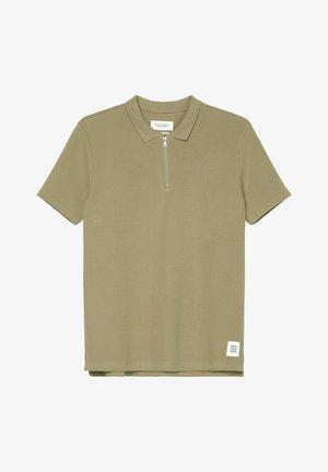 Poloshirt - slate green