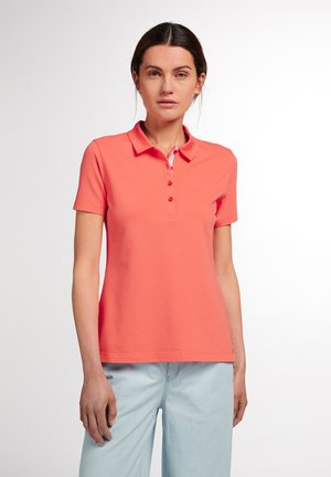MODERN CLASSIC - Poloshirt - pfirsich