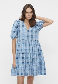 Object - OBJBEETA DRESS - Robe d'été - ensign blue/sky captain - 0