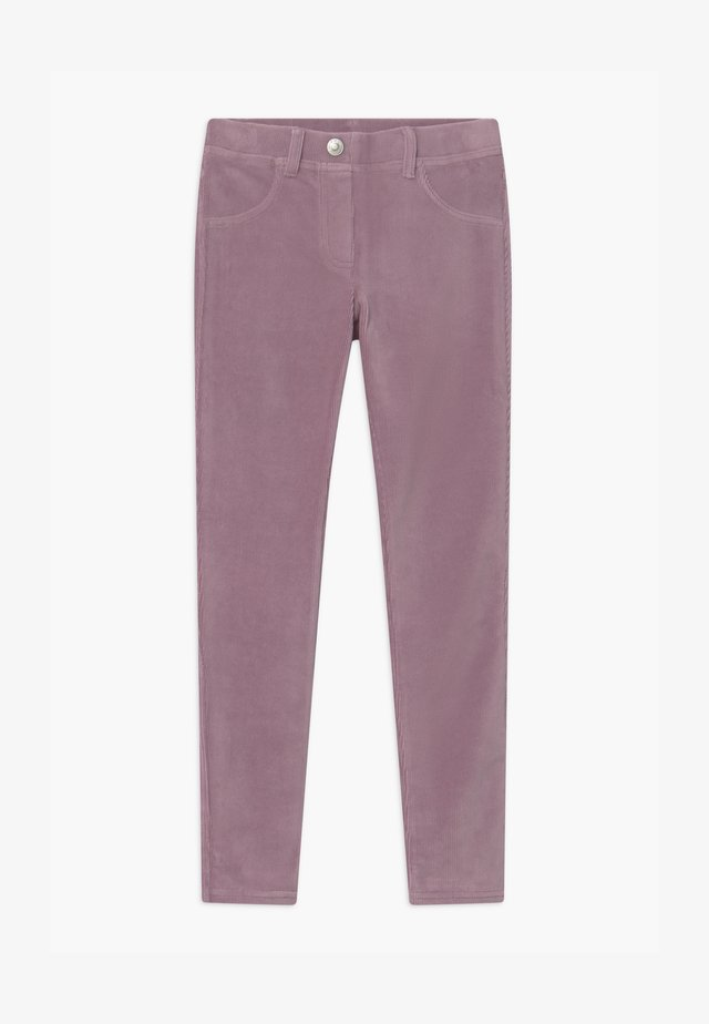 BASIC GIRL - Pantalon classique - purple