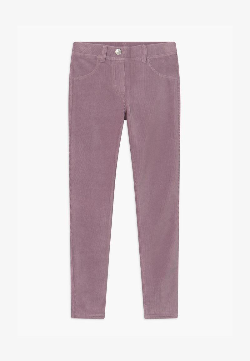 Benetton - BASIC GIRL - Broek - purple