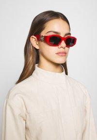 Versace - UNISEX - Sunglasses - red - 1