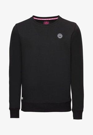 CHAKA BASIC CREW - Sweatshirt - black