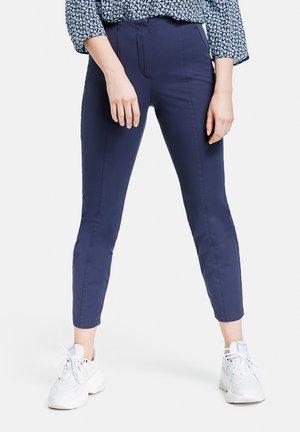 Trousers - azur