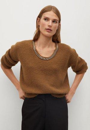CADENETA - Pullover - bruin