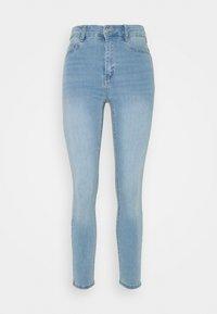 HIGHWAIST - Jeans Skinny Fit - sky blue
