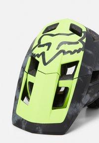 Fox Racing - DROPFRAME PRO UNISEX - Helmet - day glow ylellow - 5
