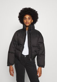 Weekday - HEDDA PUFFER JACKET - Zimní bunda - black - 0