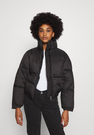 HEDDA PUFFER JACKET - Winterjas - black