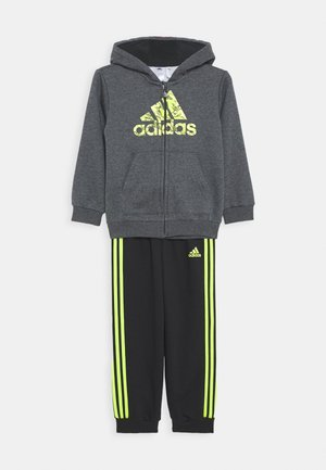 FAVOURITES TRAINING SPORTS TRACKSUIT BABY SET - Træningssæt - grey