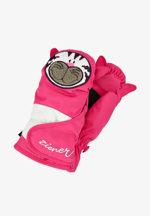 LAFAUNA AS® MINIS - Mittens - pop pink