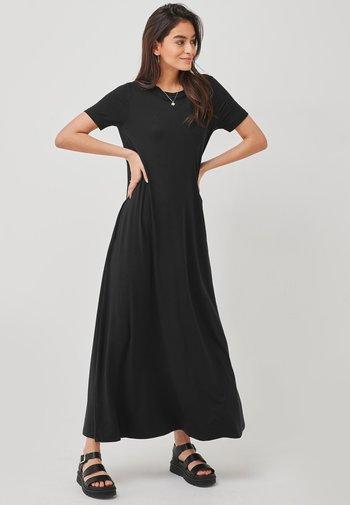 COLUMN  - Maxi dress - black